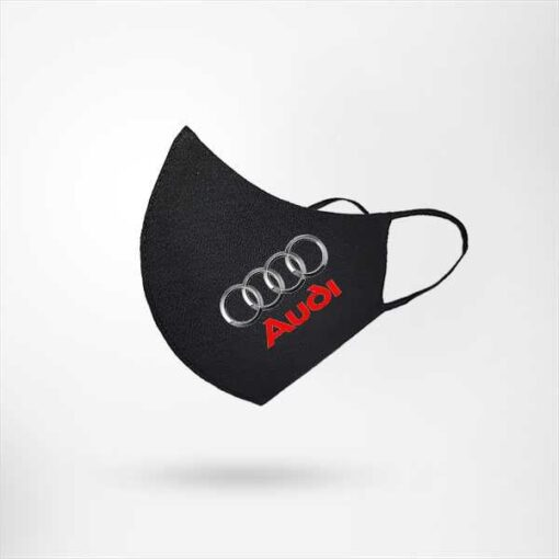 Audi ninja szájmaszk