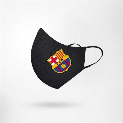 Barcelona színes ninja szájmaszk