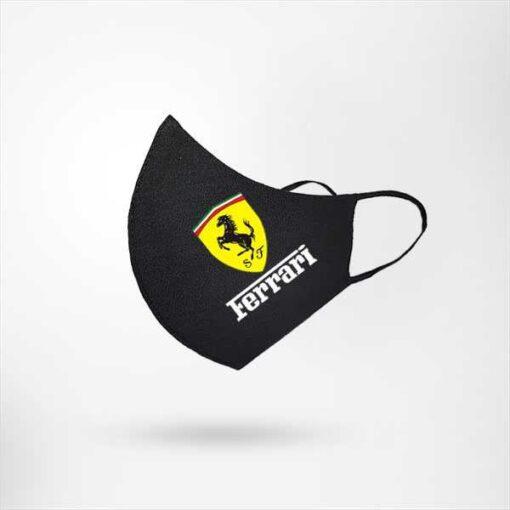 Ferrari ninja szájmaszk