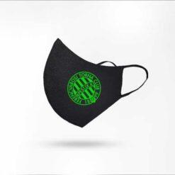 Zöld Fradi ninja szájmaszk