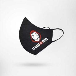 Nagy pénzrablás ninja szájmaszk