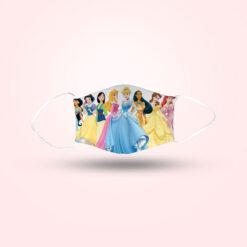 Princess gyerek szájmaszk