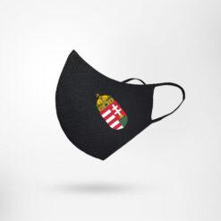 Magyar címeres ninja szájmaszk